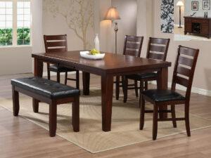 19409 - Kitchen Table Set - MEGA-2100