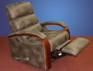 20840 - Swivel Recliner