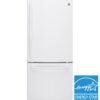 20597 - fridge - GDE21DGKWW - energy -star