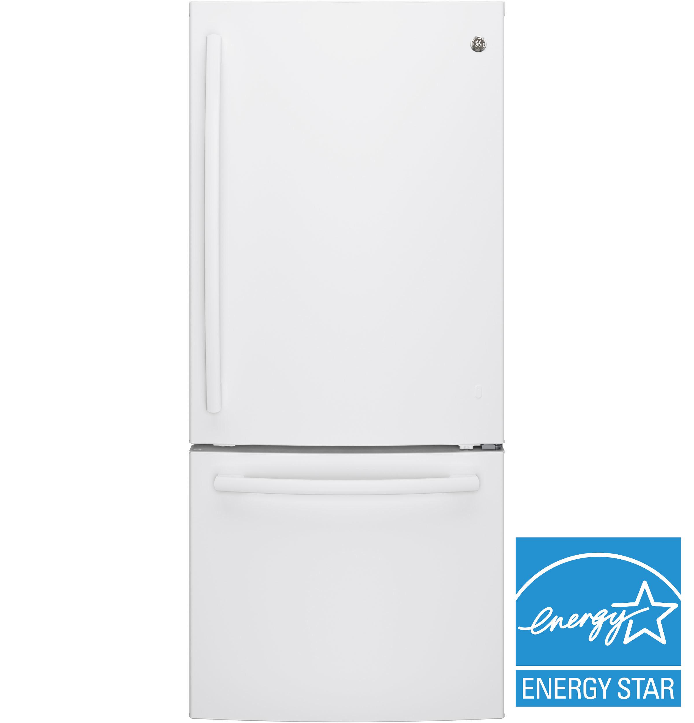 20597 – fridge – GDE21DGKWW – energy -star