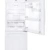 20597 - fridge - GDE21EGKWW - open