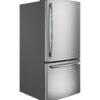 20599 - fridge - GDE21DSKSS - angled
