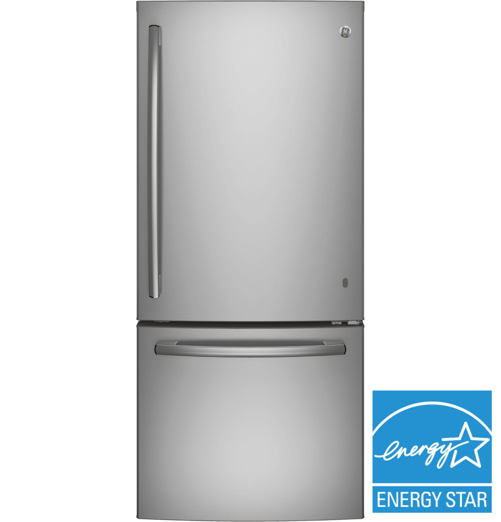 20599 - fridge - GDE21DSKSS - energy - star