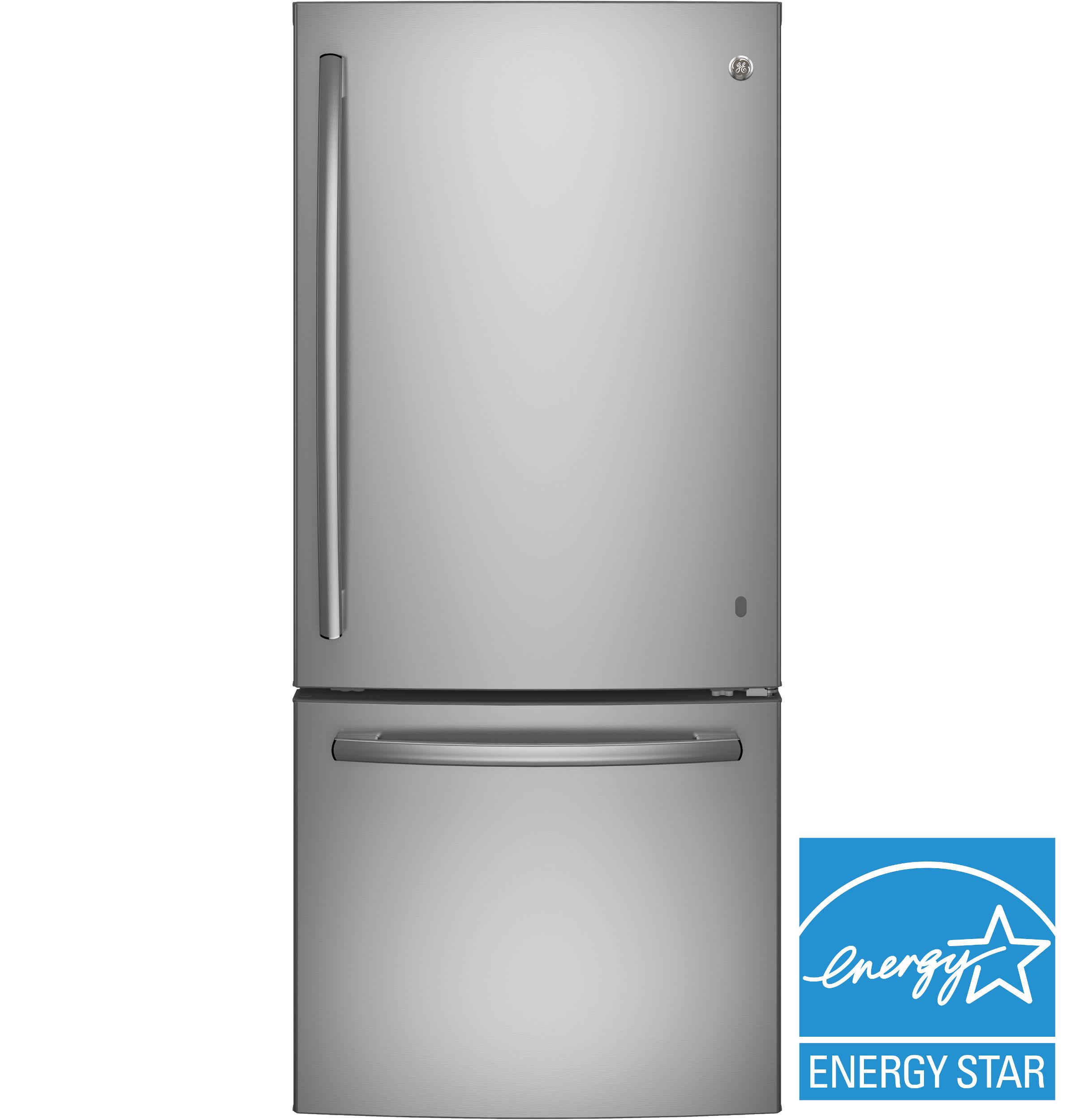 20599 – fridge – GDE21DSKSS – energy – star