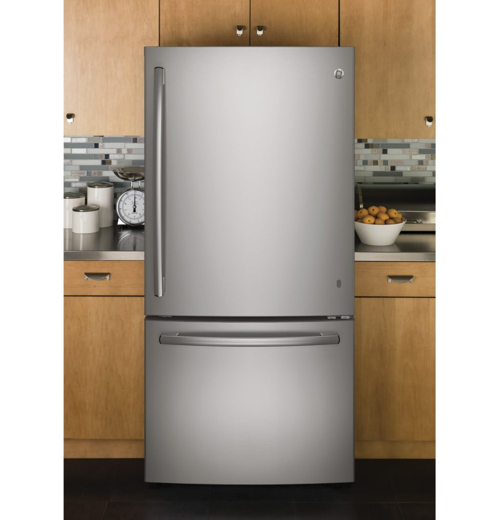 20599 - fridge - GDE21DSKSS - kitchen
