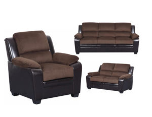 Sofa Loveseat Chair - Set