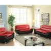 20935 - Sofa Set - MEGA-3350 - Red