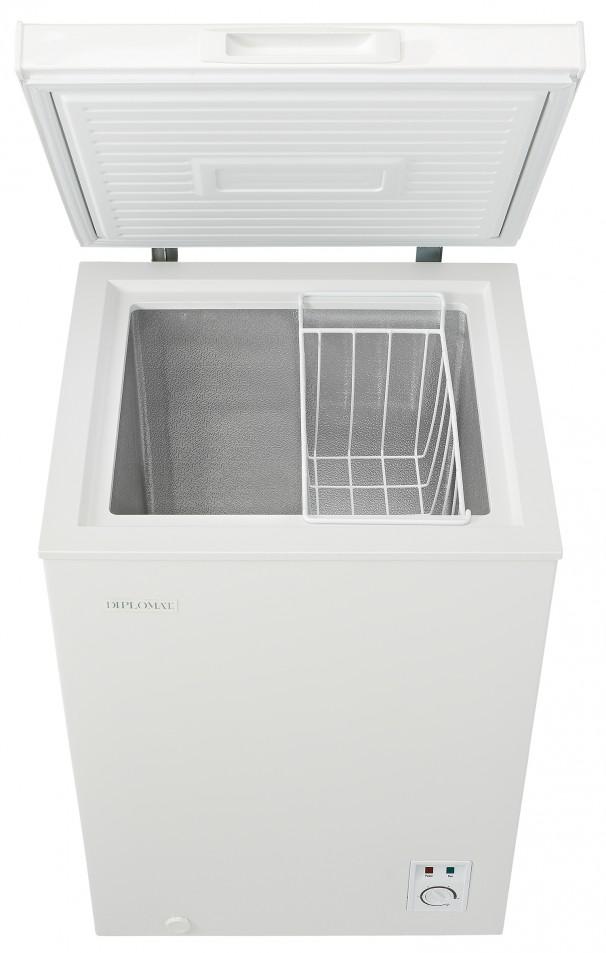 20980 - freezer - DCFM036C1WM - open - empty