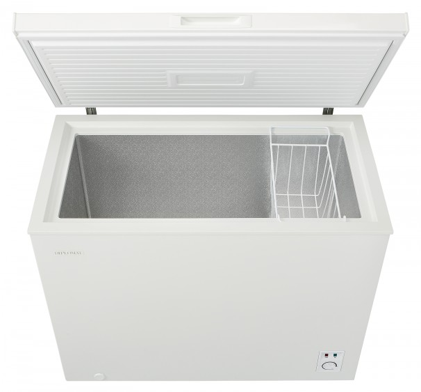 20981 - freezer - DCFM070C1WM - open - empty