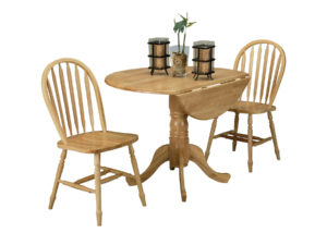 21369 - Natural Drop Leaf Table - MF-5140NA