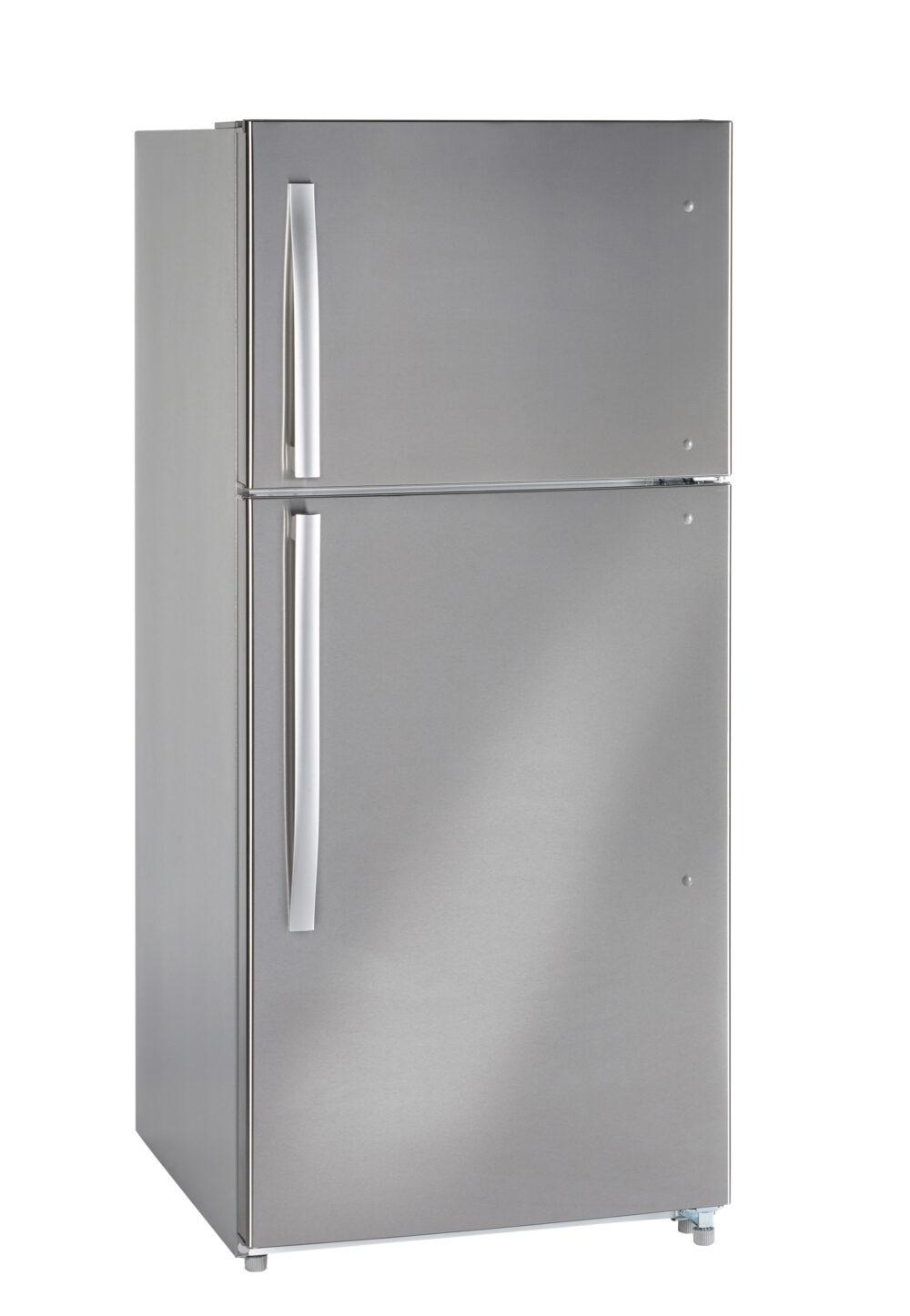 21396 - fridge - MTE18GSKSS - angled