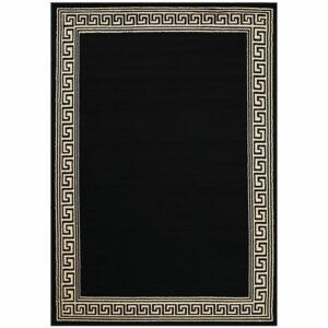 21570 - rug - taj-mahal - greek-key-black