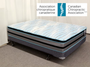 Springwall Chiropractic Refresh Mattress