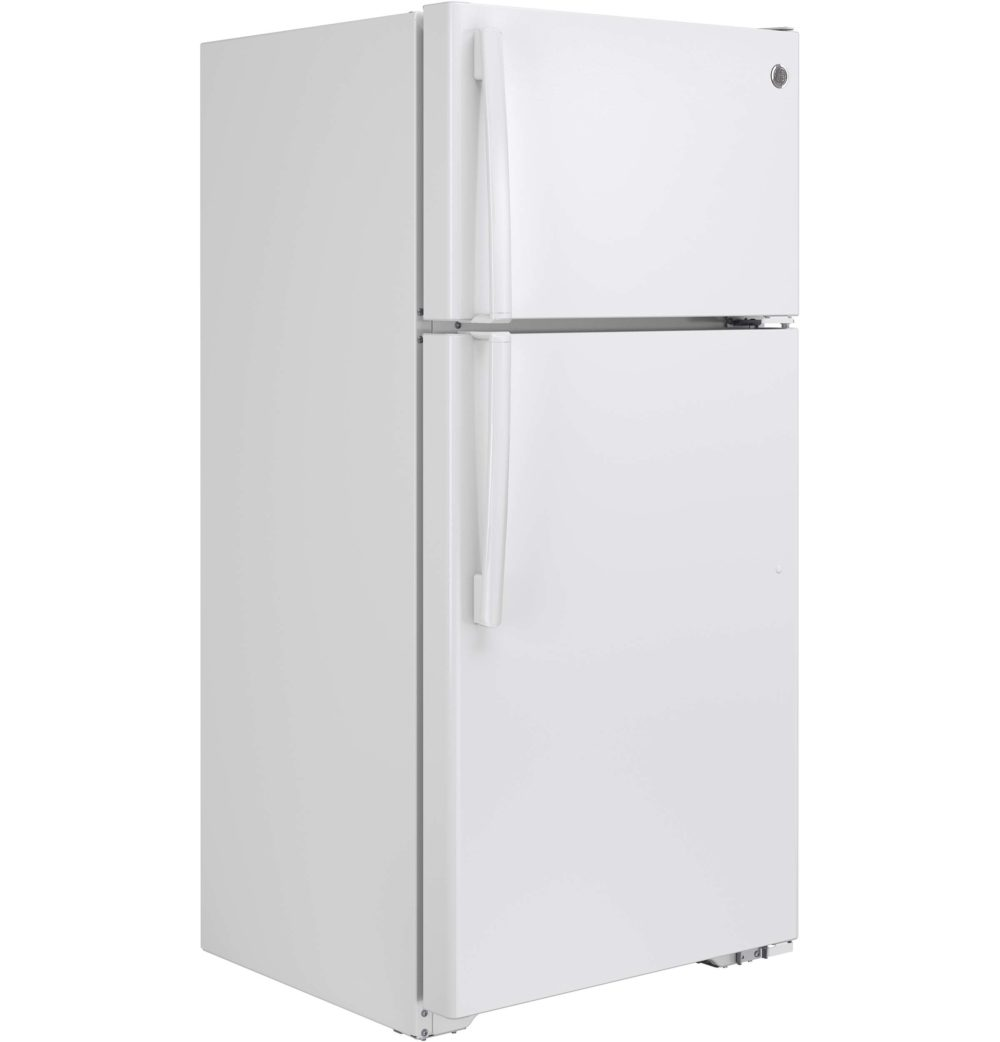 21936 - fridge - GTE15CTHRWW - angled