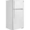 21936 - fridge - GTE15CTHRWW - angled