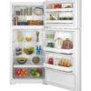 21936 - fridge - GTE15CTHRWW - open - full