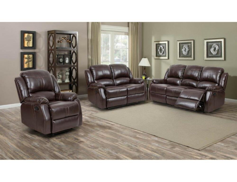 22004 - Reclining Sofa Set