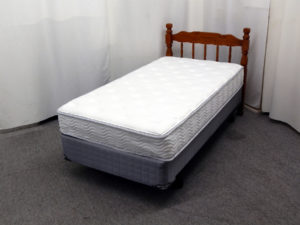 22021 - Pocket Coil Mattress - PR-Gal - Twin