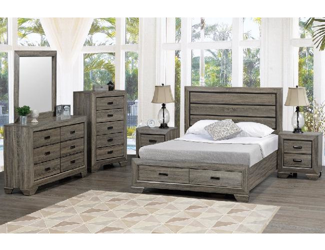 22057 - Storage Bedroom Set