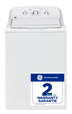 22074 GE 4.4 Cubic Foot Washer