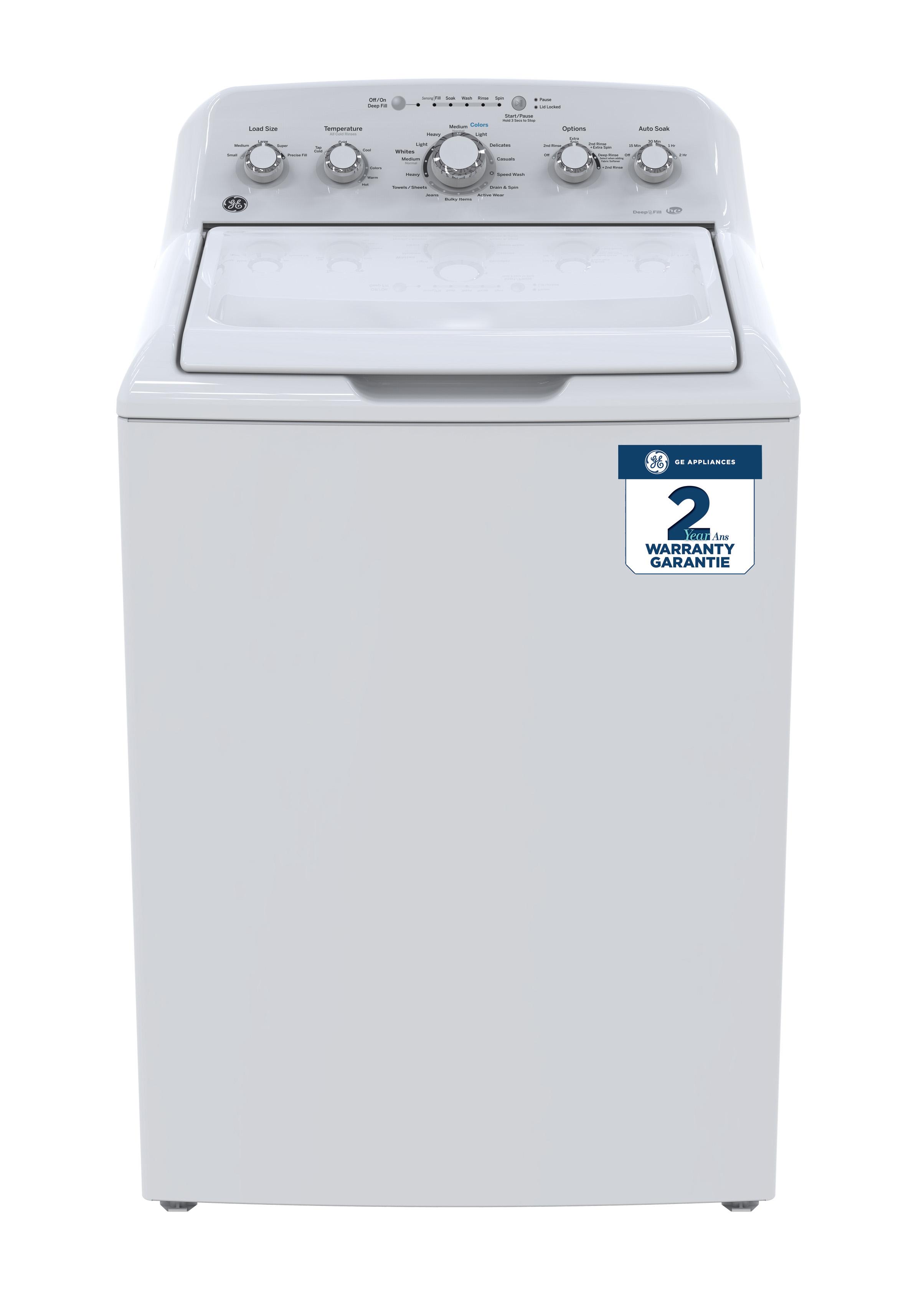 22109 – washer – GTW460BMKWW – front
