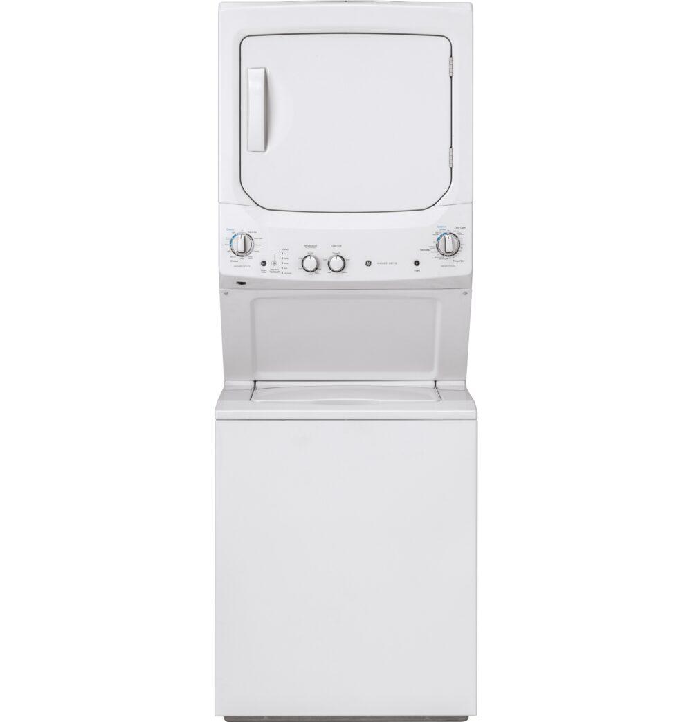 22159 Stacker Washer Dryer Pair - GUD27ESMMWW