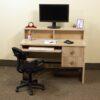 22172 Maple Colour Desk