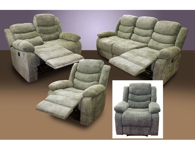 22181 - Reclining Sofa Set