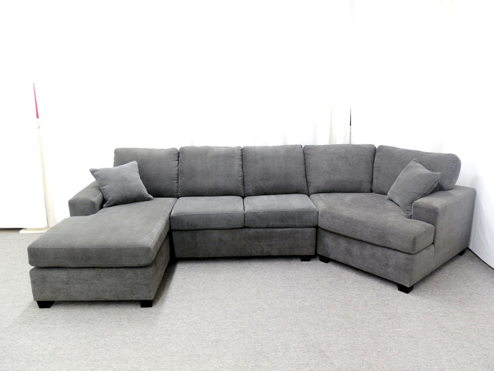 22289 Sectional Chaisse with Cuddler Corner