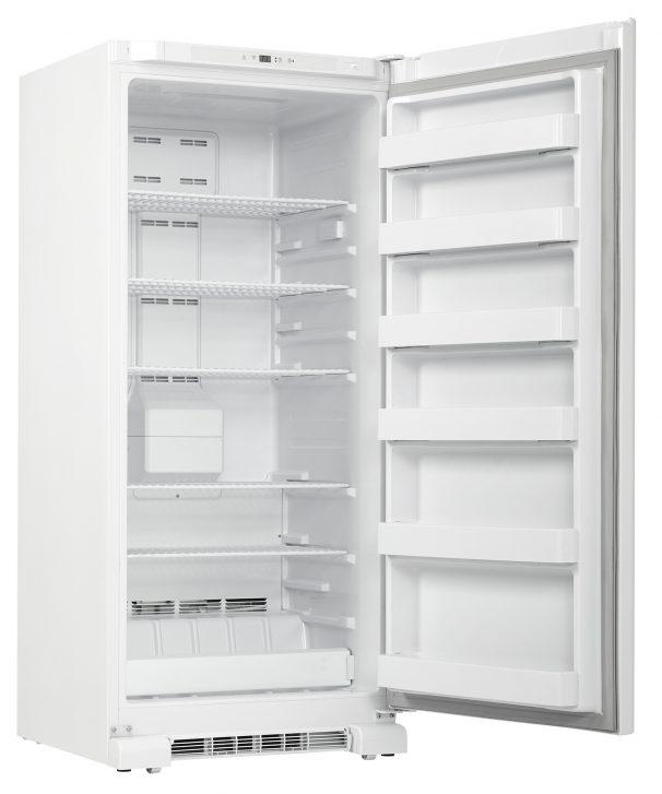 22496 - 17 Cubic Foot Upright Freezer - Open