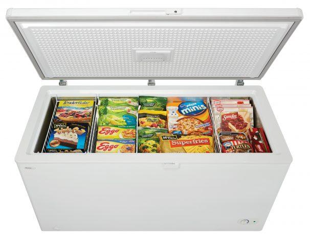 22501 - freezer - DCF145A1WDD - open - full