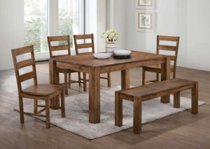 22515 - Kitchen Table Set - CA-EDCY100