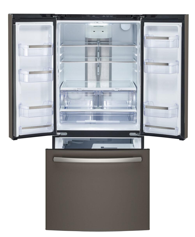 22569 - fridge - PNE25NMLKES - open - empty