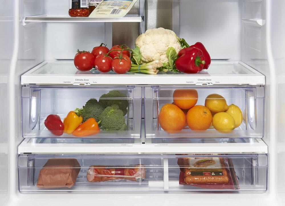 22570 - fridge - PNE25NSLKSS - shelves
