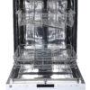 22627 - Dishwasher - GBT632SGMWW - Open