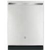 22628 - Stainless Steel Dishwasher w/ Tall Tub - GBT632SSMSS