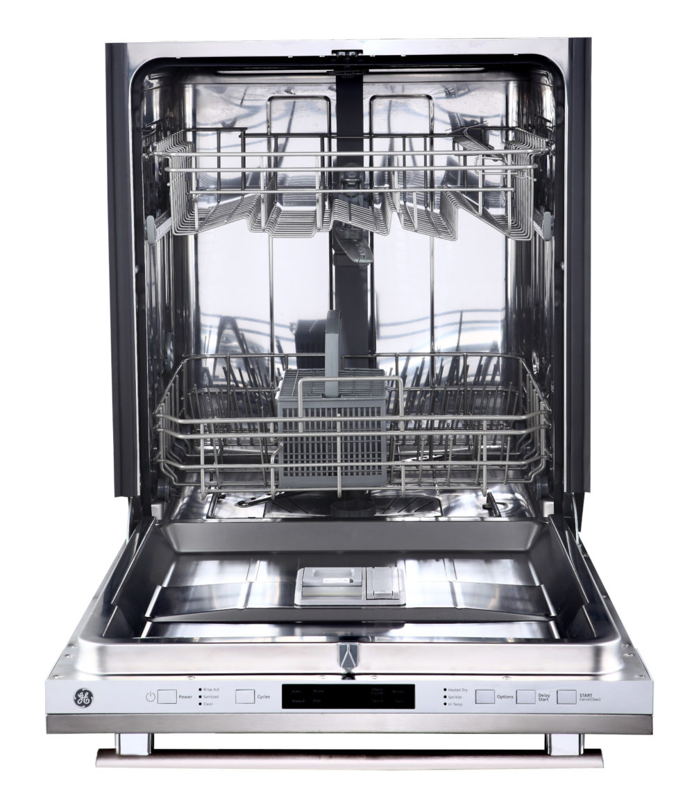 22628 - Stainless Steel Dishwasher w/ Tall Tub - GBT632SSMSS - Open