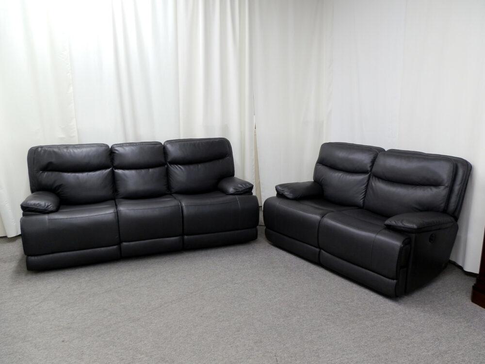 22657 22658 - Power Reclining Sofa & Loveseat