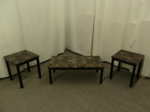 22662 Coffee Table Set