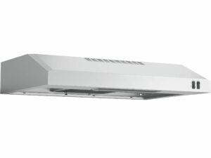 22706 - Range Hood - G-JVX3300SJSSC - Stainless Steel - Angle
