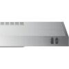 22706 - Range Hood - G-JVX3300SJSSC - Stainless Steel - Controls