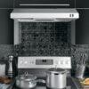 22706 - Range Hood - G-JVX3300SJSSC - Stainless Steel - Lifestyle
