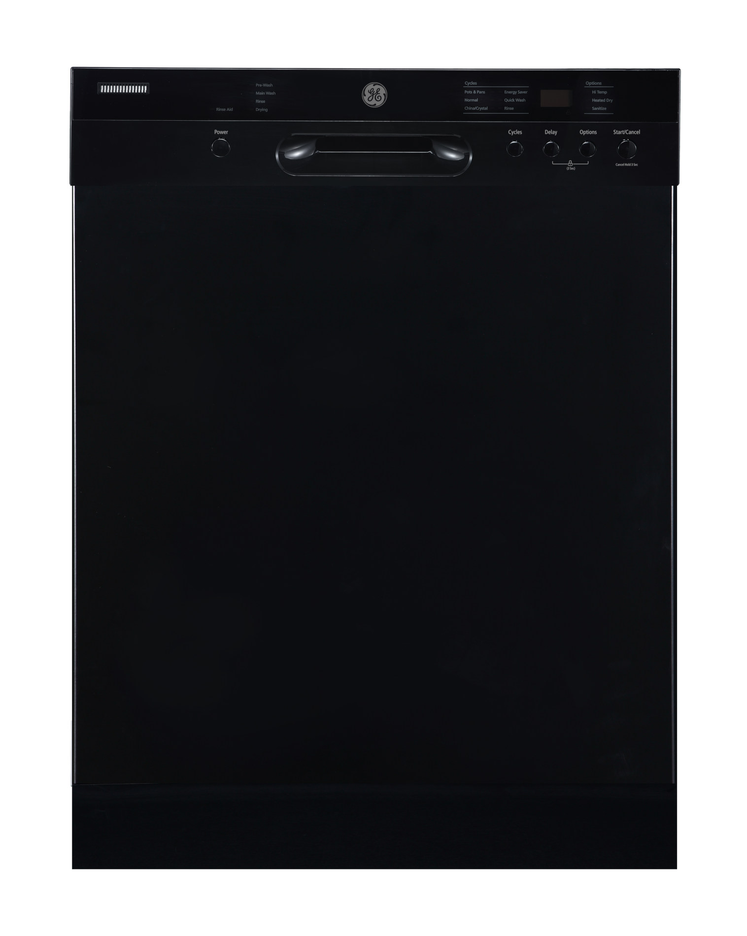 22708 – Black Dishwasher – GBF532SGMBB