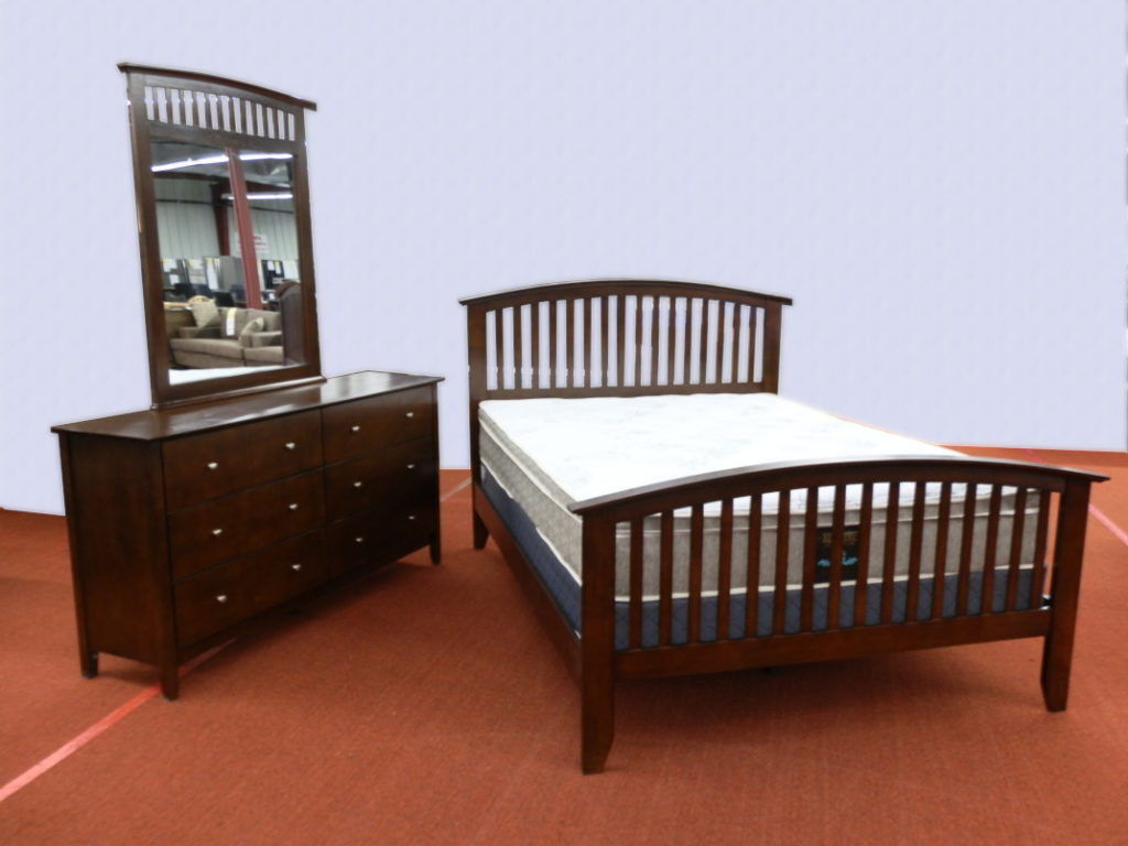 5 Piece Double Bedroom Set