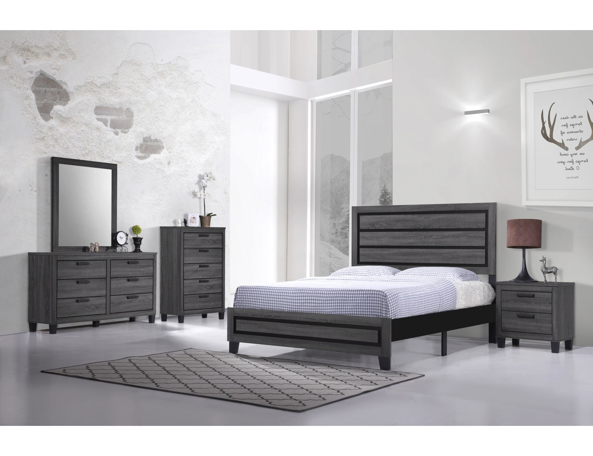 22802 – Bedroom Set