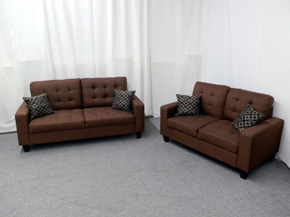 22813 - Sofa and Love Set - 22813 - Sofa and Love Set - GTU-4435