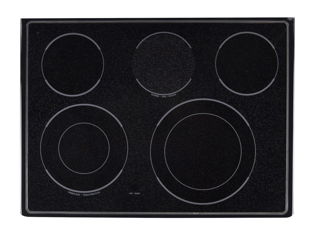 22826 - Stainless Steel Slide-In Range - JCB840SKSS - Cooktop