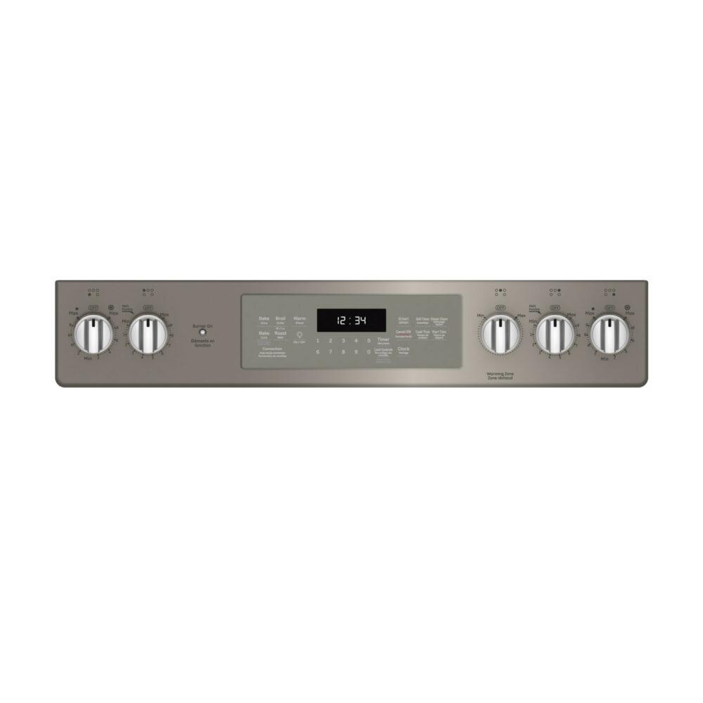 22828 - Slate Slide-In Range - JCS840EMES - Control