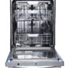22830 - Stainless Steel Dishwasher w/ Tall Tub - PBT660SGLWW - Open