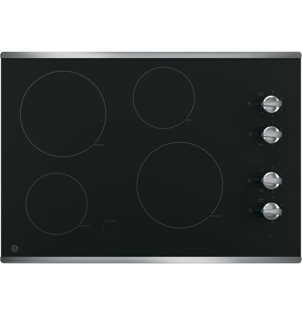 22832 - Stainless Steel Cooktop - JP3030SJSS - HR